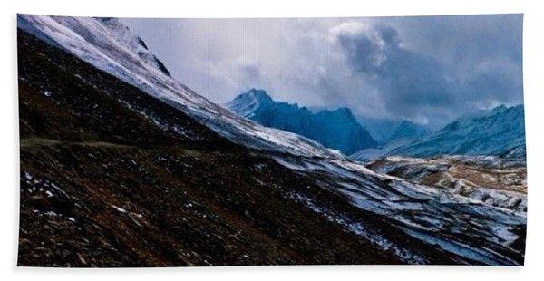 The Himalayan Beauty Bath Towel