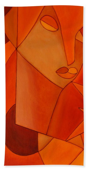 The Look Bath Towel