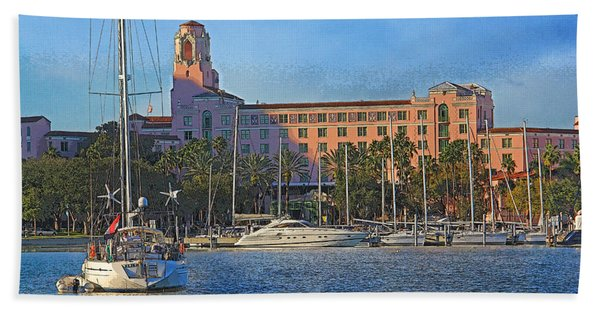 The Vinoy Park Hotel Hand Towel