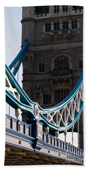 Tower Bridge 03 Bath Towel