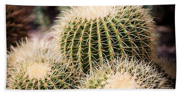 Triple Cactus Hand Towel