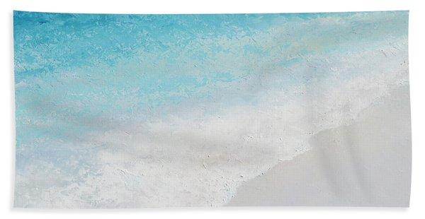 Turquoise Ocean 4 Hand Towel