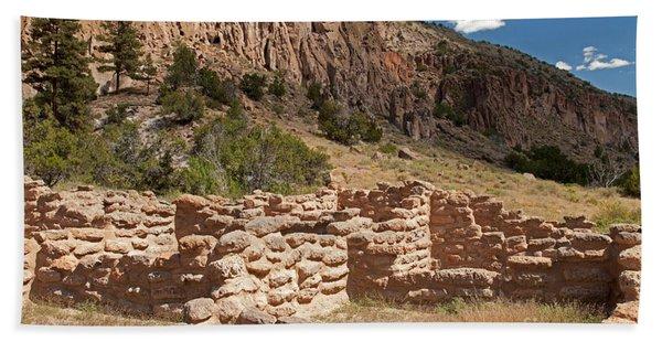 Tyuonyi Bandelier National Monument Hand Towel