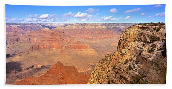 Us, Arizona, Grand Canyon, View Hand Towel
