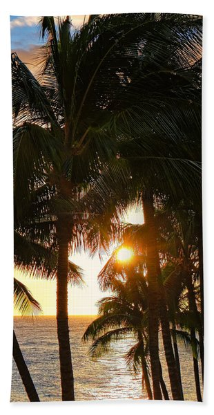 Waikoloa Palms Bath Towel