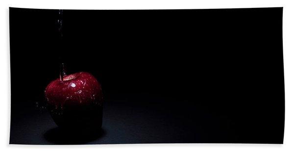 Wet Apple Hand Towel