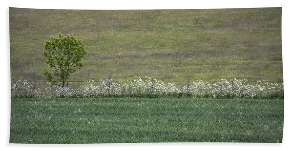 Where The Grass Is Greener Bath Towel
