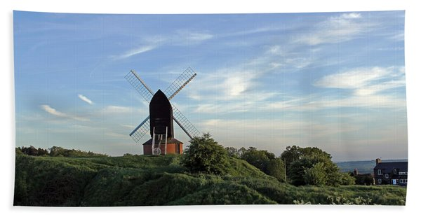 Windmill On Brill Common Hand Towel