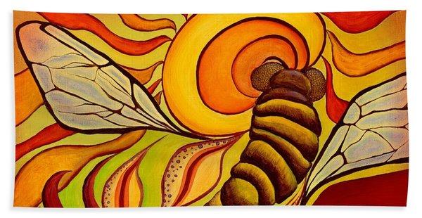 Wings Of Change Bath Towel