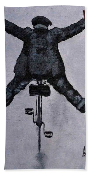 Woo Hoo Bath Towel
