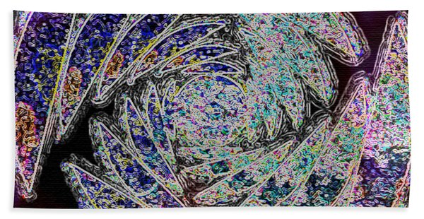 Abstraction Hand Towel