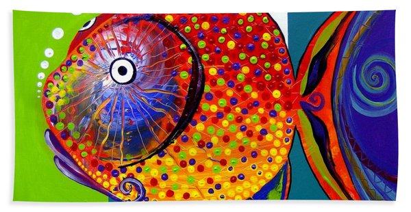 Acidfish 60 Hand Towel