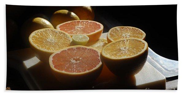Citrus I Hand Towel