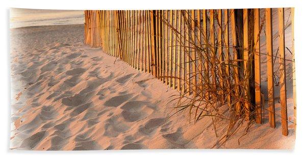 Dune Fence Hand Towel