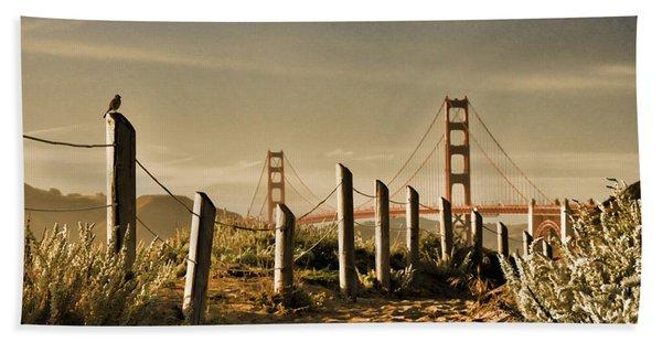 Golden Gate Bridge - 3 Bath Towel