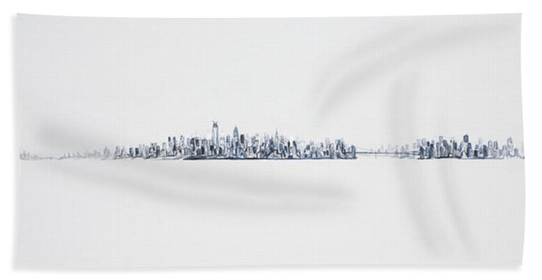 Harbor View Hand Towel