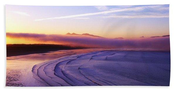 Inch Beach, Dingle Peninsula, Co Kerry Bath Towel