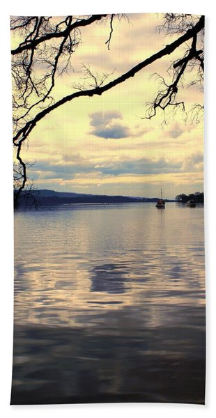Loch Lommond Hand Towel