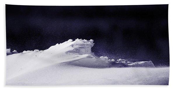Midnight In January Bath Towel