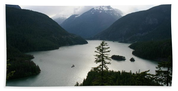 North Cascades Hand Towel