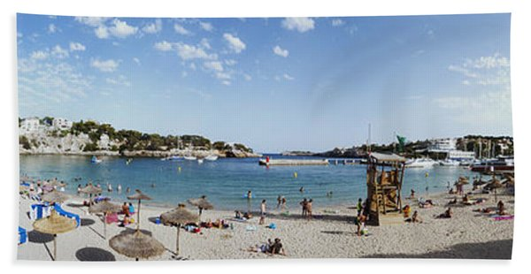 Porto Cristo Beach Bath Towel