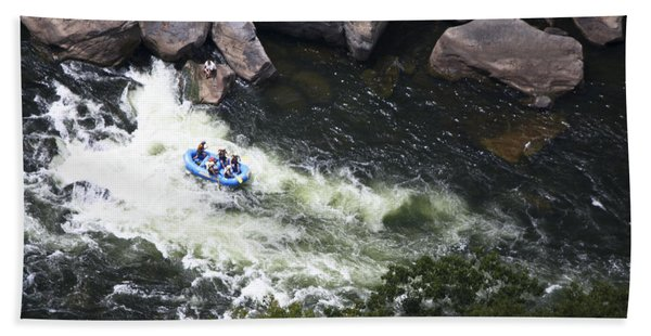 Rafters On The New River 4 Hand Towel