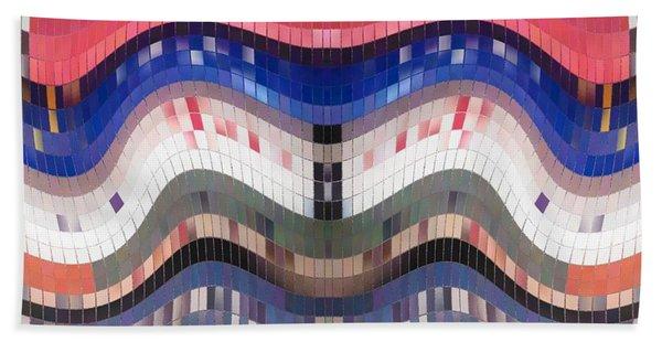The Tile Smile Bath Towel