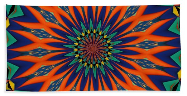 Tropical Punch Hand Towel