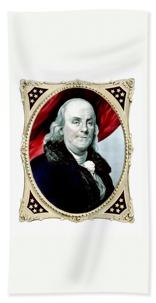 Ben Franklin - Two Bath Towel