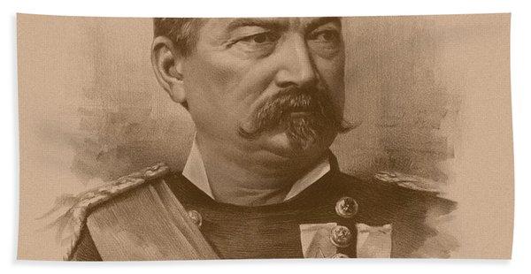 General Philip Sheridan Bath Towel