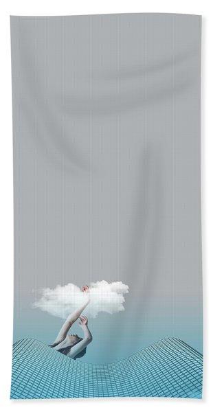 Girl In Soul Hand Towel