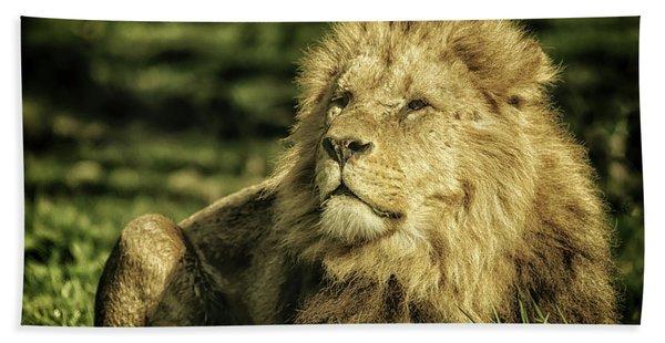 King Hand Towel