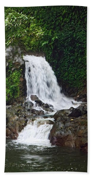 Mini Waterfall Bath Towel
