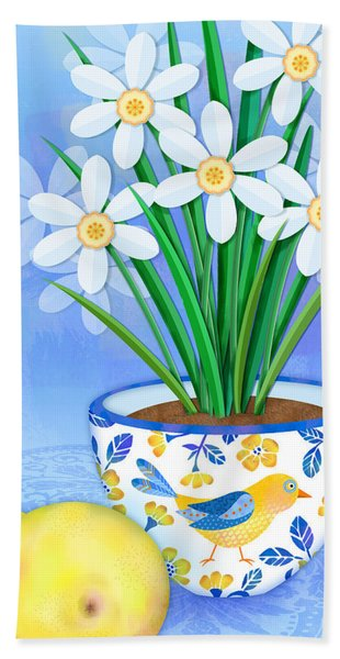 Spring's Promise Hand Towel