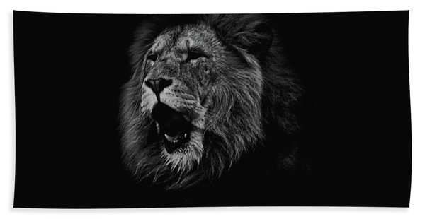The Roaring Lion Hand Towel