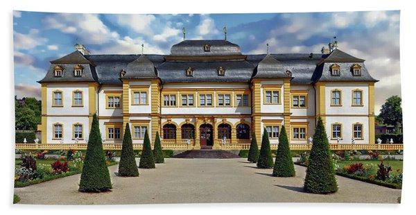 Veitshochheim Palace Bath Towel