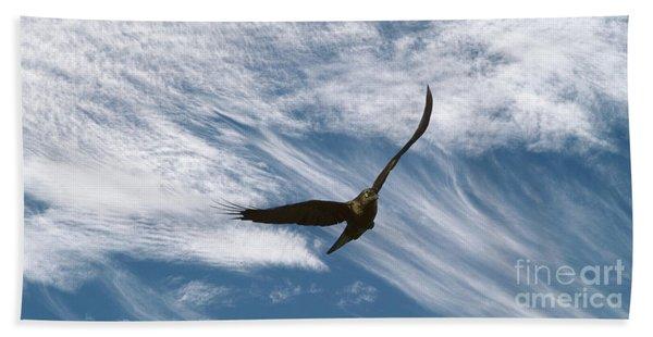 Watcher Of The Skies Hand Towel