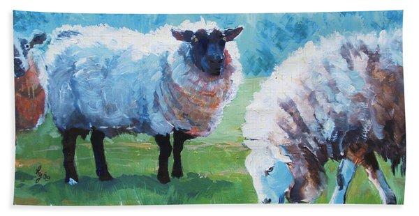 Sheep Hand Towel