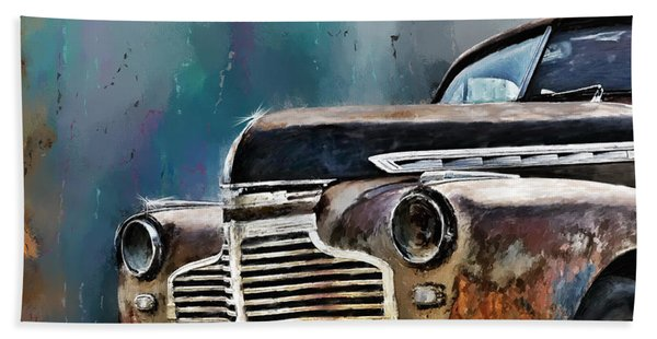 1941 Chevy Hand Towel