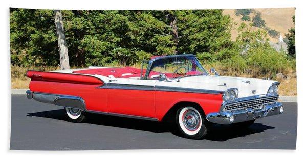 1959 Ford Fairlane 500 Hand Towel