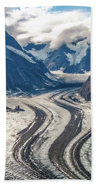 Denali National Park Bath Towel