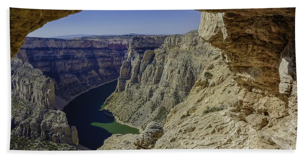 Devils Overlook Bath Towel