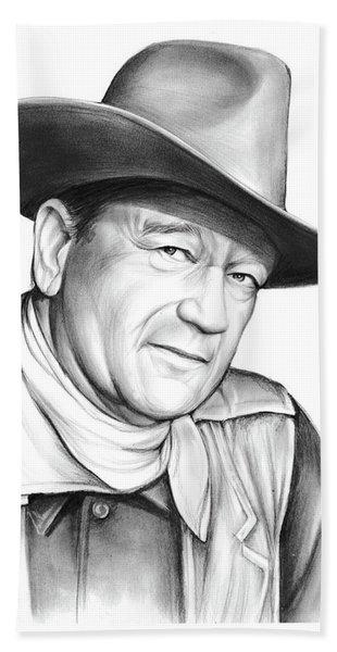 John Wayne Hand Towel