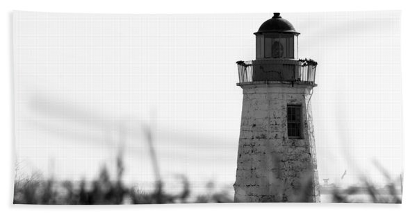Old Point Comfort Lighthouse Hand Towel