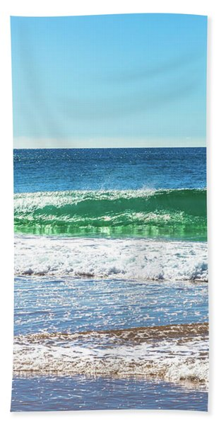 Royal National Park Bath Towel
