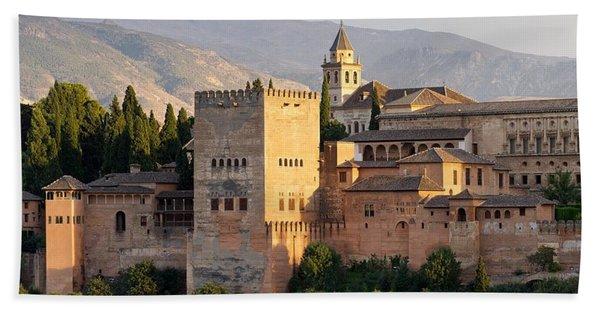 The Alhambra Bath Towel