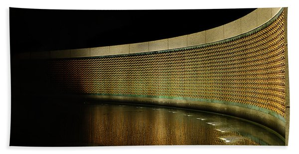 World War II Memorial - Stars Bath Towel