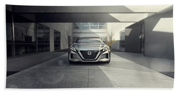 2017 Nissan Vmotion 2 Concept 4 Hand Towel