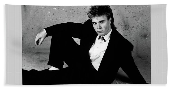 Gary Barlow - 30th Anniversary Photographs Hand Towel