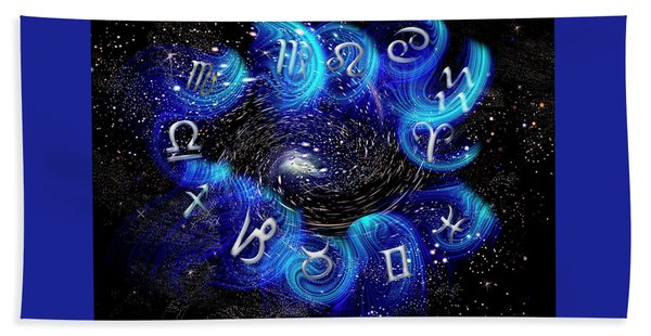 Astrology, Spice Hand Towel